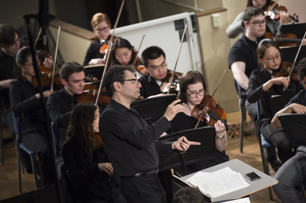 Symphony Orchestra | Department of Music | University of