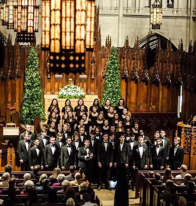 Heinz Chapel Choir Holiday Concert Tickets On Sale Oct. 13
