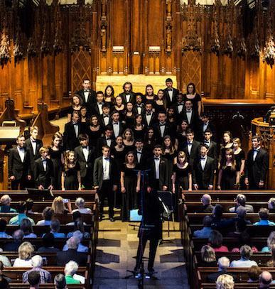 Heinz Chapel Choir to Tour UK