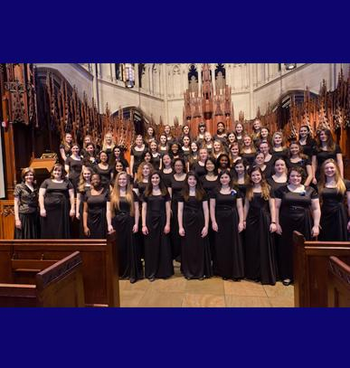 Women's Choral Ensemble to Tour in Illinois