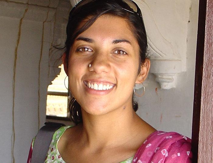 Shalini R. Ayyagari Portrait