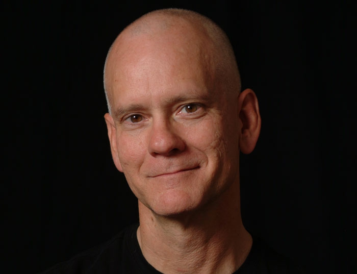 Eric Moe Portrait