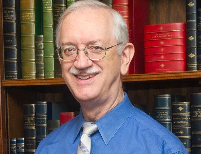 Deane L. Root Portrait