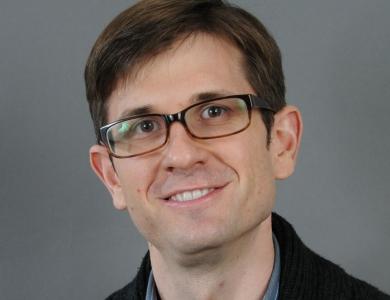 Michael Heller Portrait