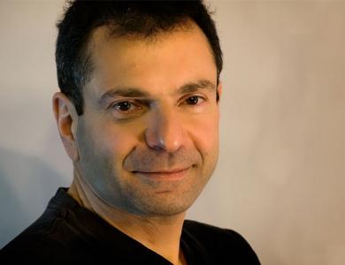 Roger Zahab Portrait